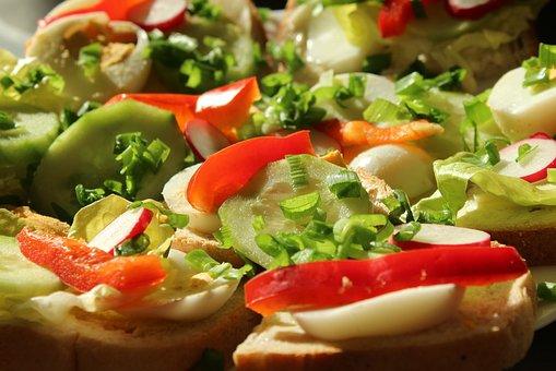 Meatless Monday Sandwich Ideas