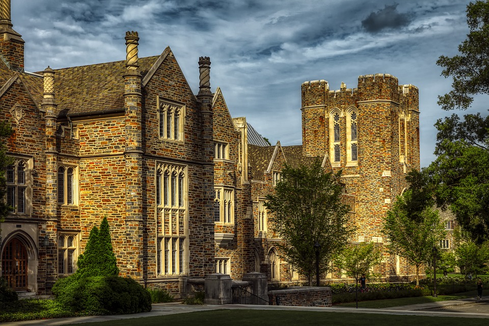 Duke University, Colleges, Schools, Campus, Durham