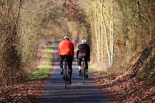 Pesepeda, Berkendara, Bersepeda, Jalur Sepeda
