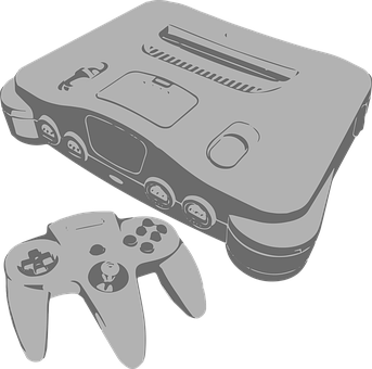 Nintendo 64 Console Diagram - All Diagram Schematics
