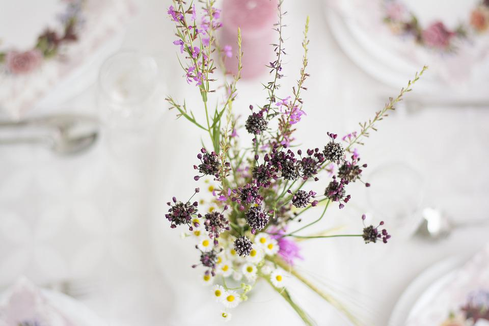 花, 結婚式, ロマンチック, テーブル, 花柄, ロマンス, 愛, 組成, Tumblr壁紙