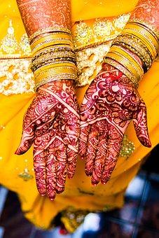 Mehendi, Bangles, Wedding, Jewelry