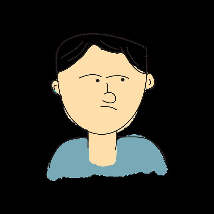 Cartoon People Man Free Image On Pixabay