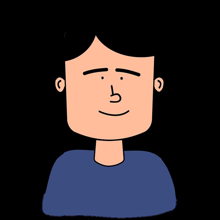 Rosto Homem Desenhos Animados Imagens Gratis No Pixabay