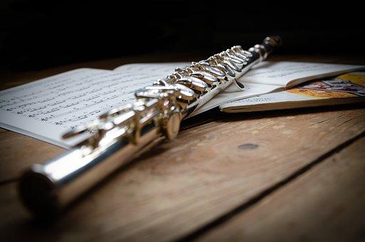 Flute, Music, Instruments, Woodwinds