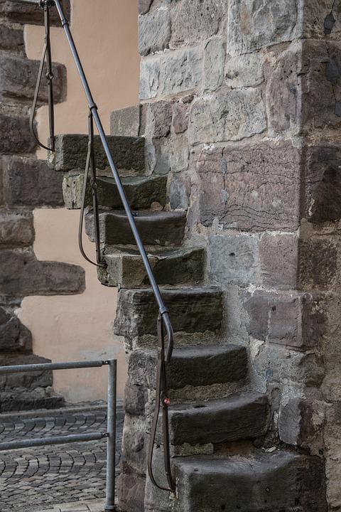 Treppe Mauer Stein - Kostenloses Foto auf Pixabay