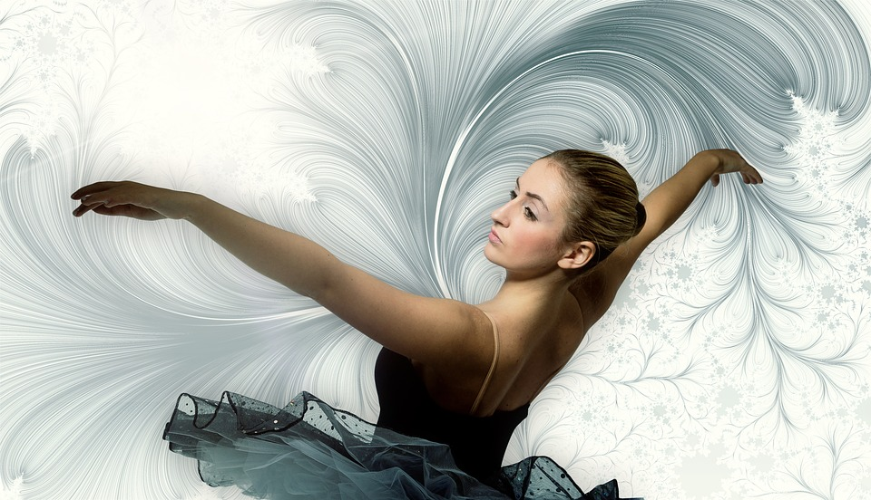 Dans, Danser, Ballet, Ballerina, Iets, Gemak, Grazie