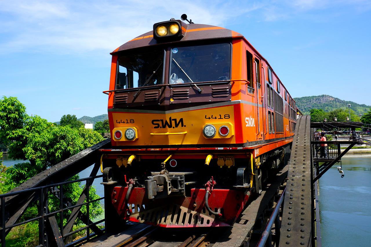 Death Railway River Kwai - Free photo on Pixabay