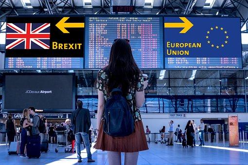 Brexit, Eu, ヨーロッパ, 英国, ポリシー, イギリス, フラグ