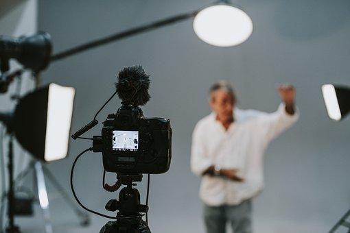 演技, 俳優, 調整します, 大人, アーティスト, オーディション, 舞台裏