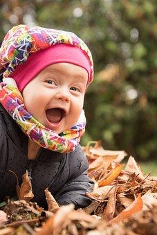 Child, Baby, Human, Laugh, Girl, Happy