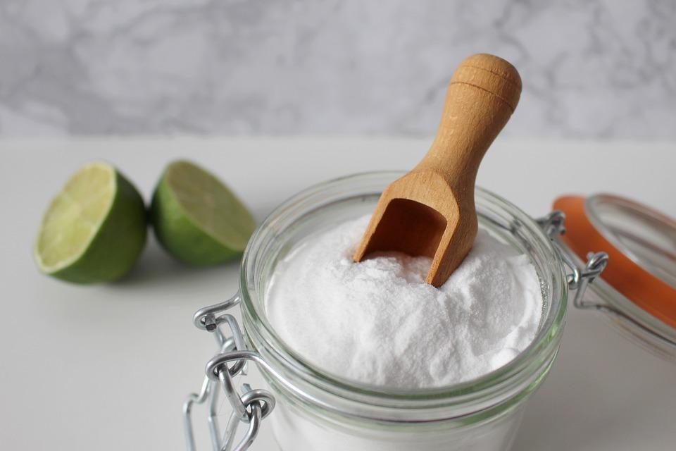 Bicarbonato Di Sodio, Calce, Cucina, Mangiare