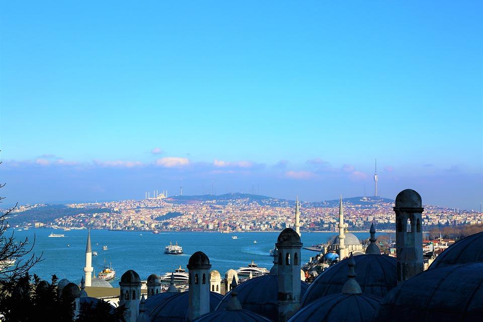 イスタンブール 海洋 街 - Pixabayの無料写真