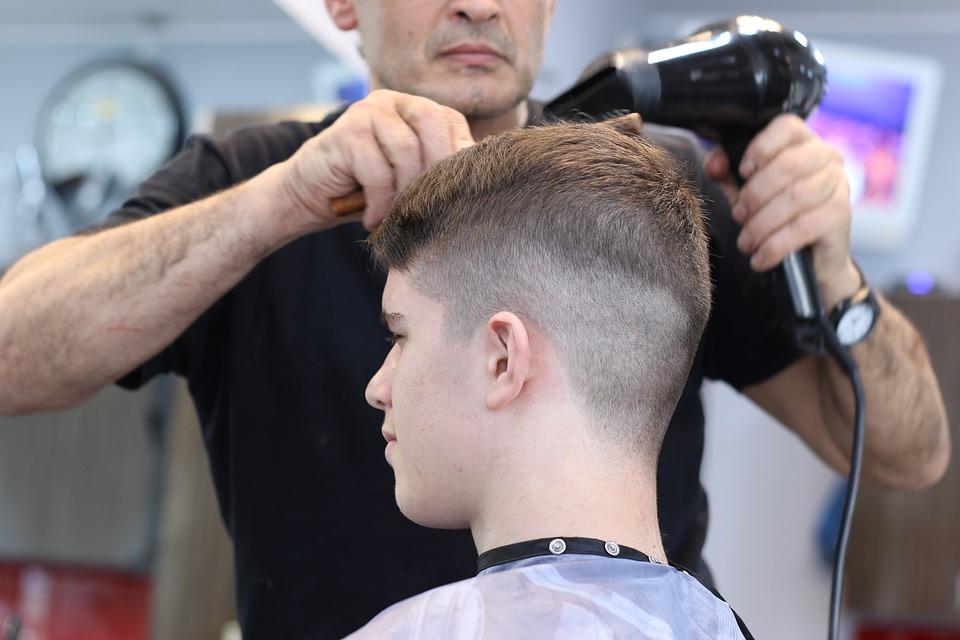 Barber, Parrucchiere, Acconciatura, Taglio Di Capelli