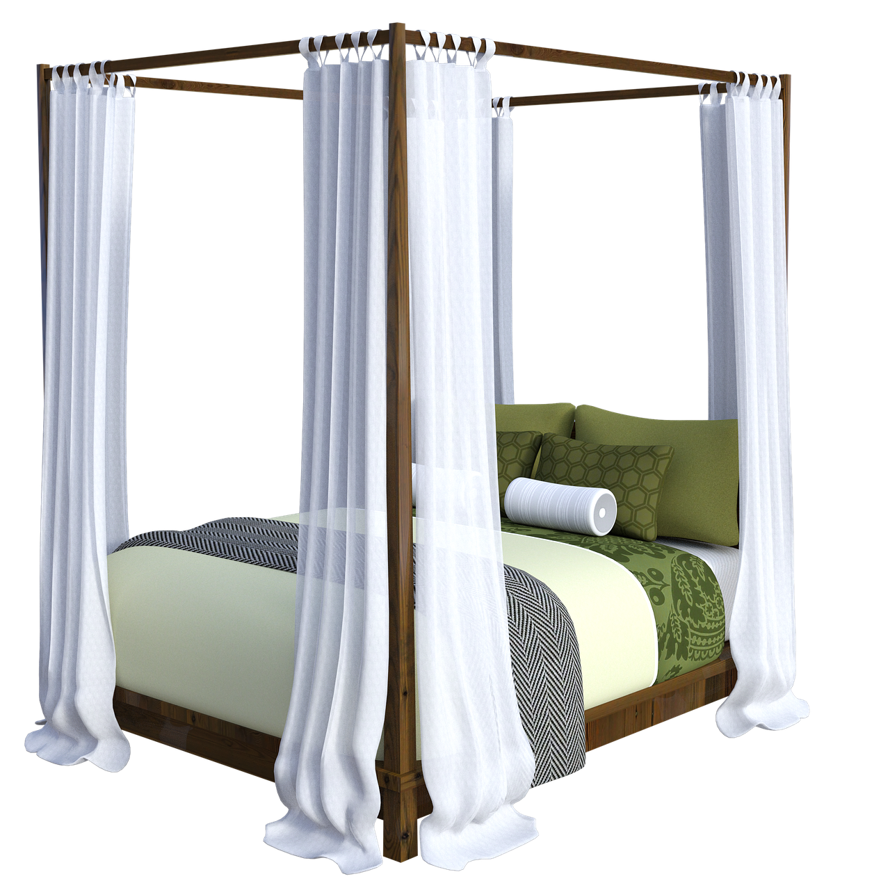 Canopy Bed Curtains Free Image On Pixabay