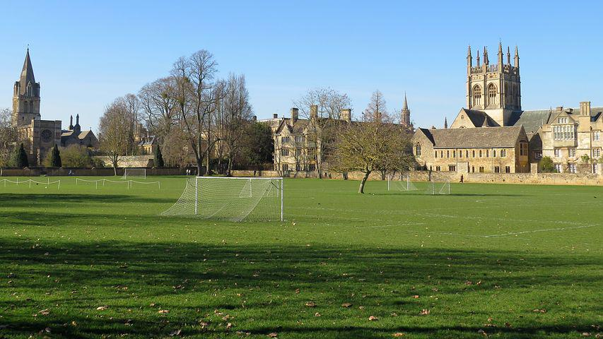 The Stones Of The University Of Oxford Common Ground