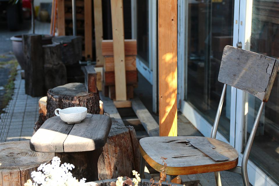 Terrasse Stuhl Tisch Kostenloses Foto Auf Pixabay