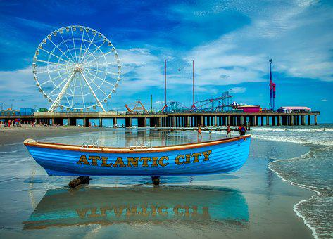 Atlantic City, New Jersey, America