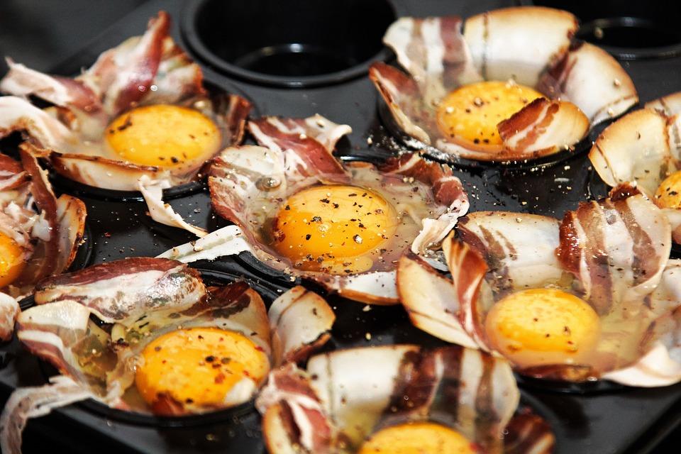 Mic dejun cu albus de ou