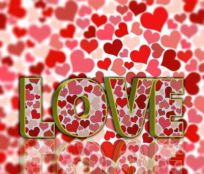 Cinta, Romantis, Hati