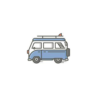 車, Vw, 交通, フォルクスワーゲン, 車両, バス, キャンピングカー