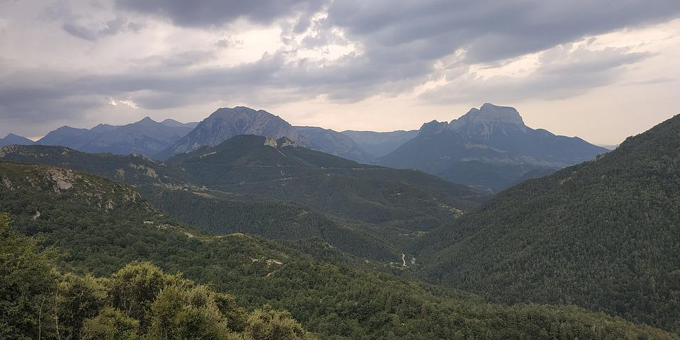 Spain, Huesca, Ordesa, Monte Perdido, Pyrenees, Aragon