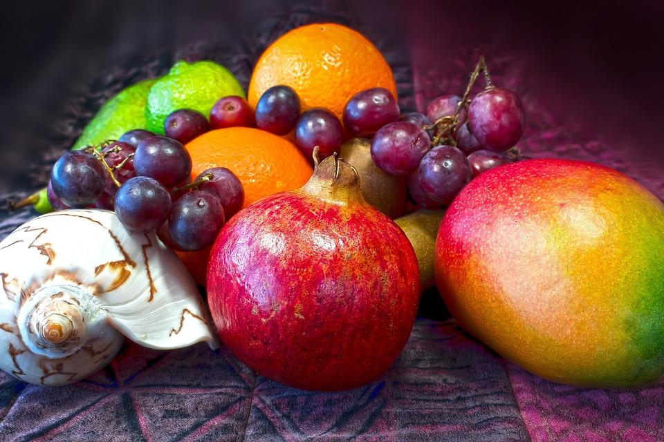 Frutta, Vitamine, Sano, Alimentari, Mangiare, Cibo