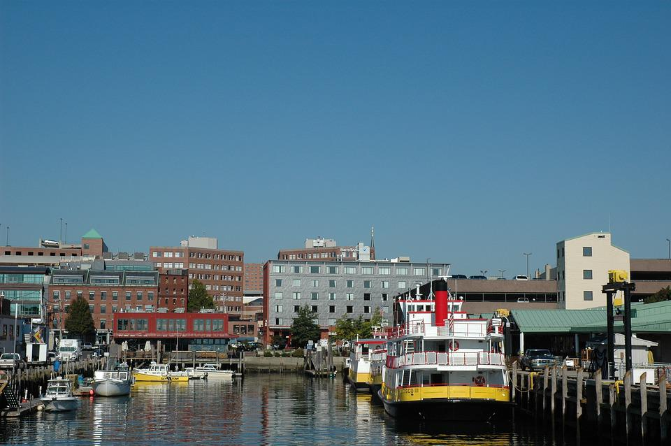 Maine waters; Places to visit in Maine