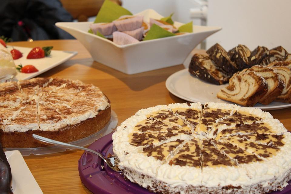 Buffet Verjaardag.Cake Verjaardag Buffet Gratis Foto Op Pixabay