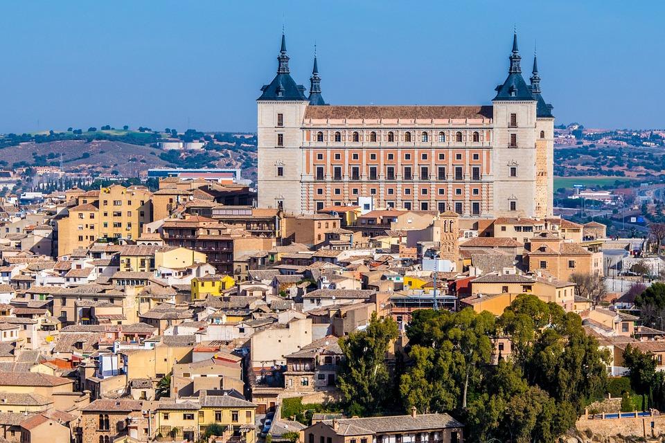 Alcázar, Toledo, Patrimonio, Monumentos, Arquitectura