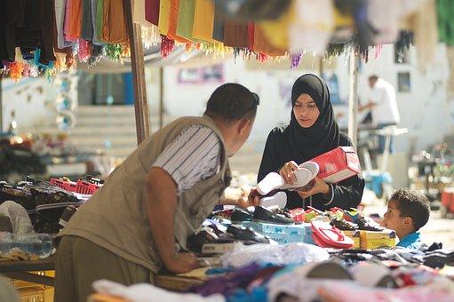 Tunisia, Market, I Musulmani, Uomo