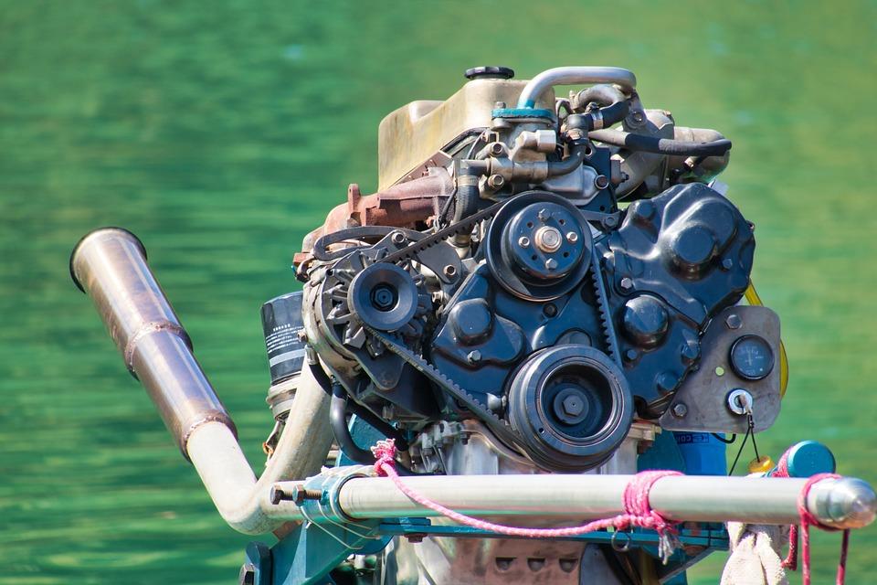 Boat Motor Thailand - Free photo on Pixabay