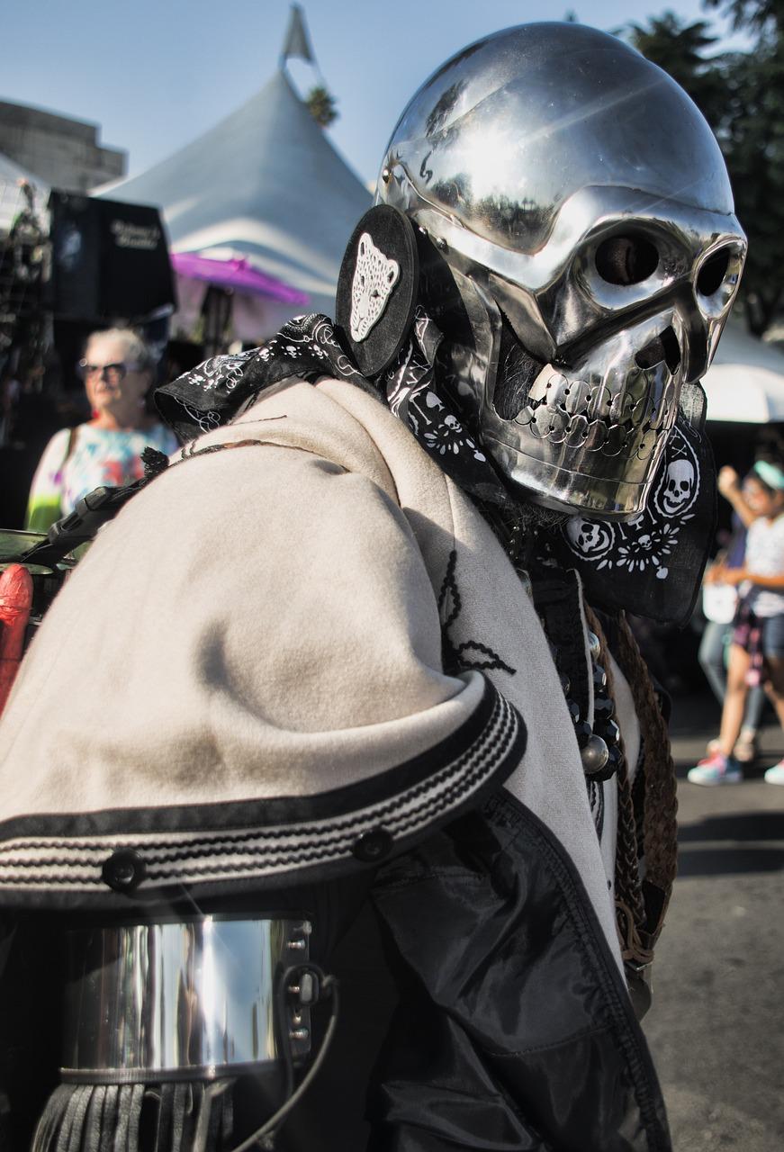 фото черепков байкеров перед приобретением