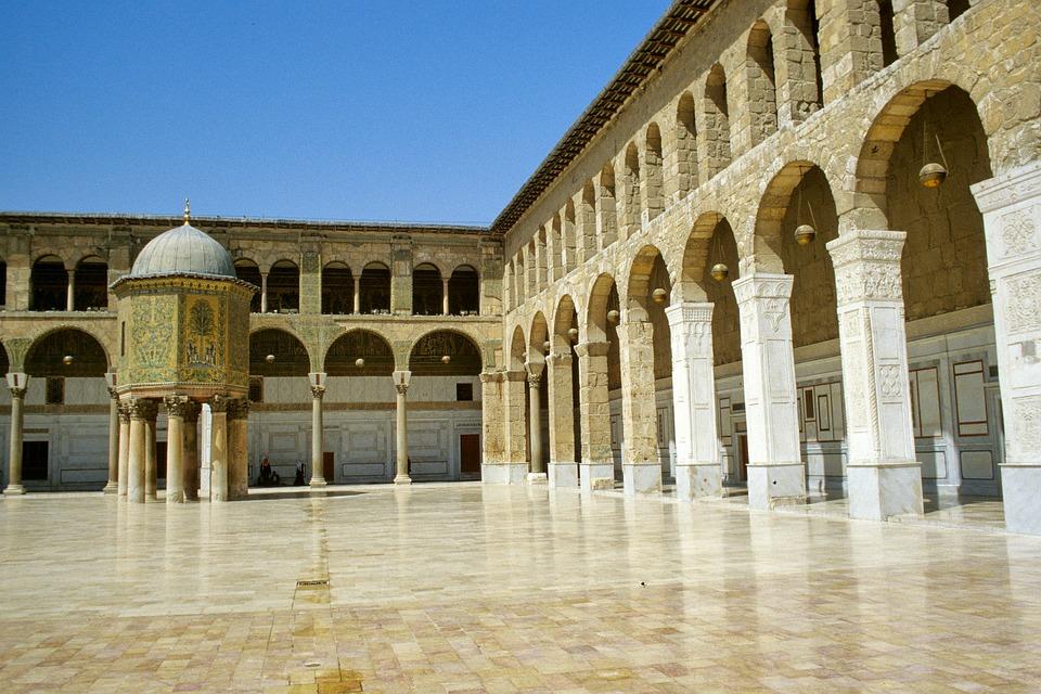 Дамаск - жемчужина пустыни. Дамаск - жемчужина пустыни