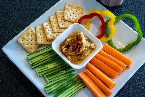 Hummus, Snack, Food, Nutrition, Healthy