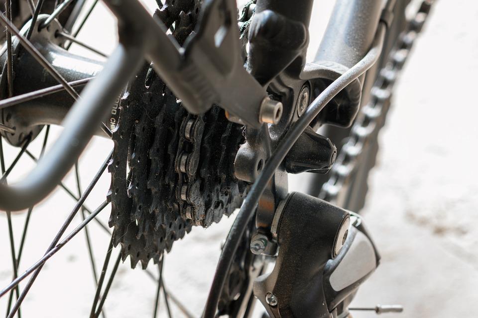 Gangschaltung Fahrrad Fahrradkette Kostenloses Foto Auf Pixabay