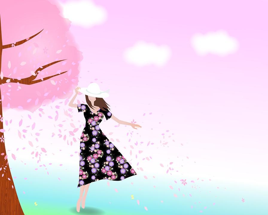 Sfondo Primavera Fiori Di Ciliegio Immagini Gratis Su Pixabay