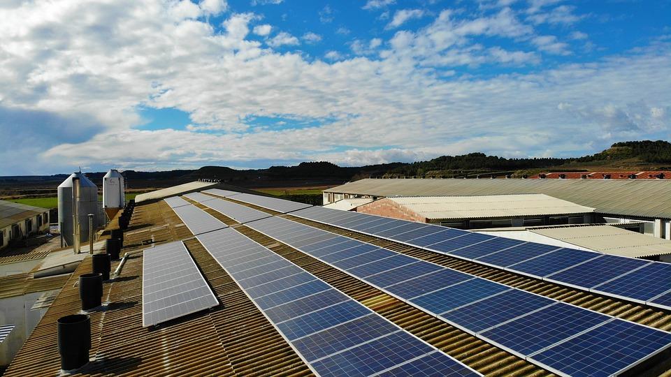 Com Energi Surya Fotovoltaik - Foto gratis di Pixabay