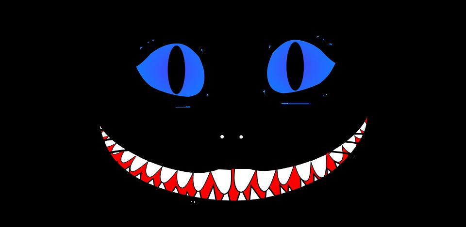 チェシャ猫 猫 キャッツアイ Pixabayの無料画像