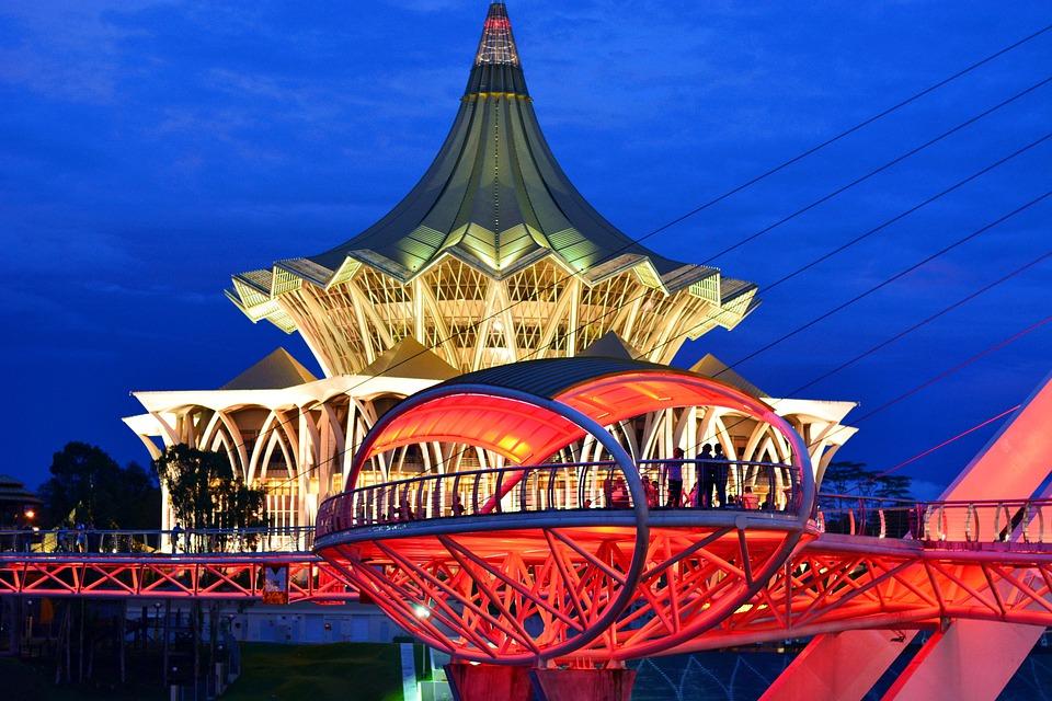 Tour Malaysia - Kuching