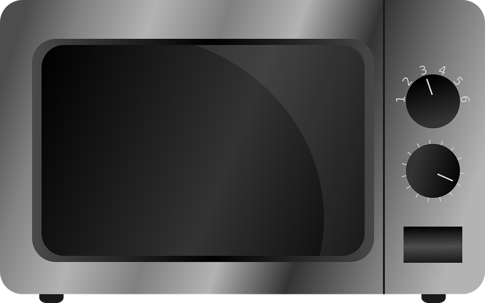 レンジの画像