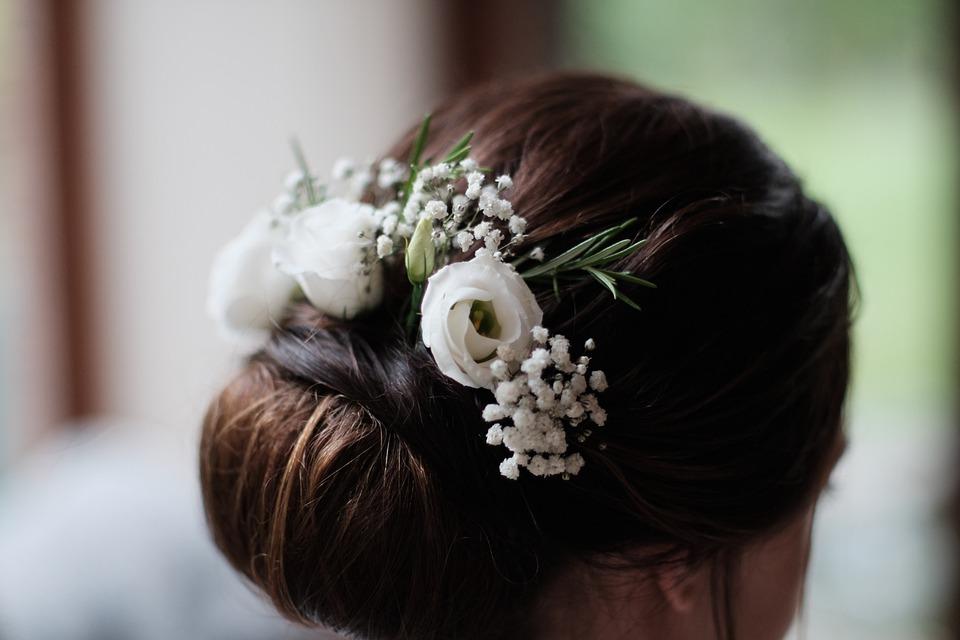Bride Hair Wedding Free Photo On Pixabay