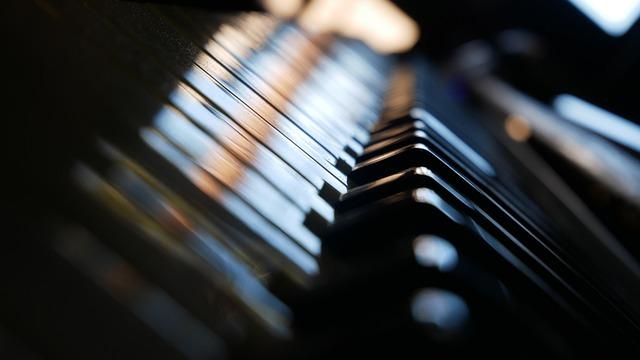 Piano u003cbu003eMusicu003c/bu003e Keyboard - Free photo on Pixabay