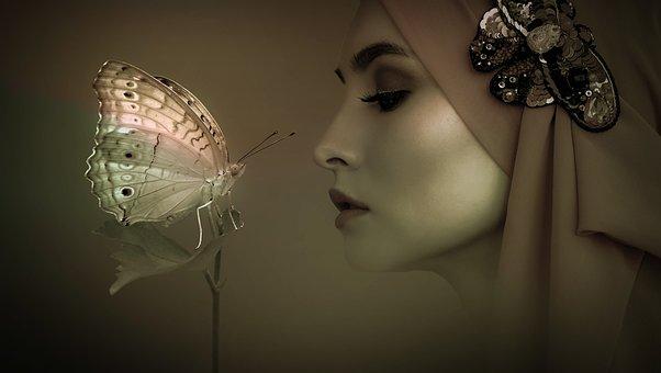 Vrouw, Schoonheid, Gezicht, Sensuele