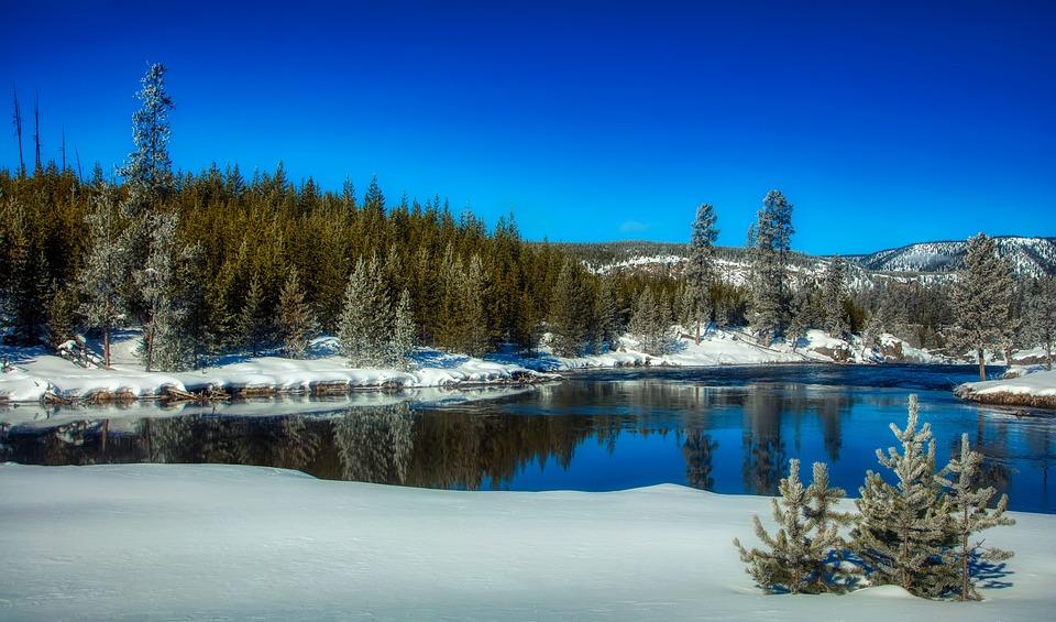 Yellowstone National Park Wyoming Free Photo On Pixabay