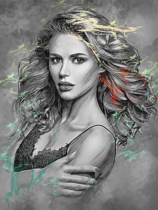 08b5c12f8631 Kvinde Smukke Pige - Gratis billeder på Pixabay