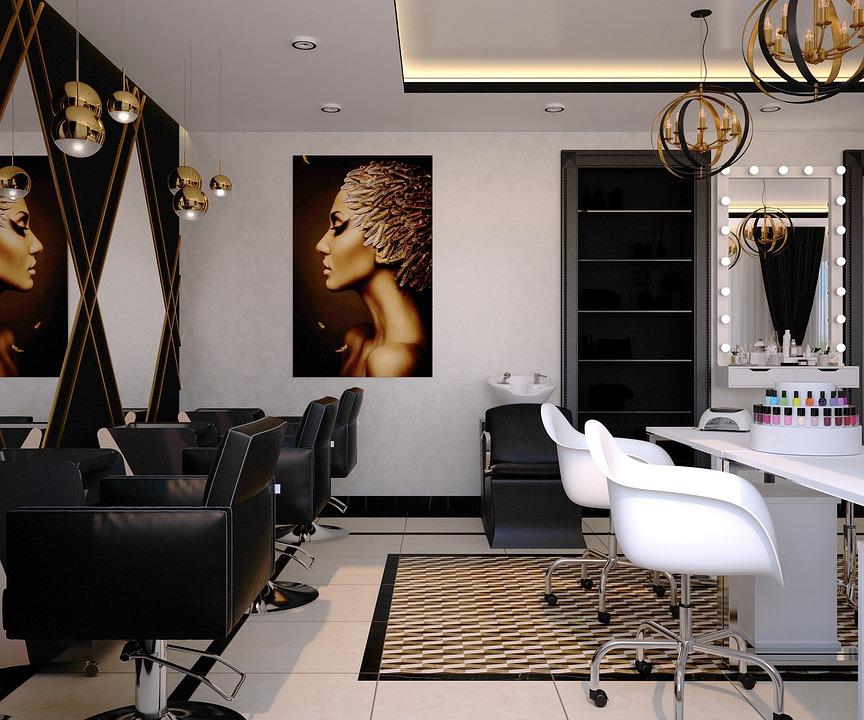 Beauty Salon, Barber, Nail Salon, Salon, Hairdresser