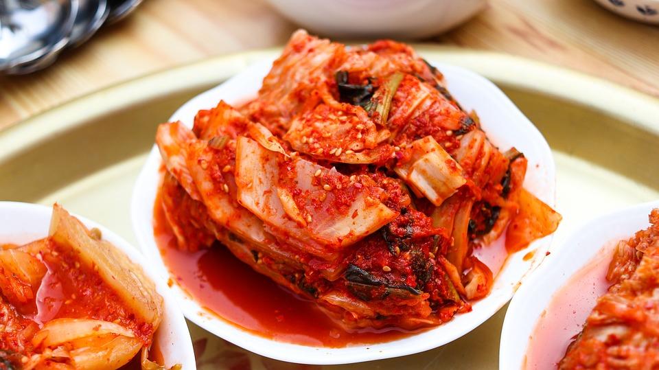 キムチ, 韓国キムチ, 韓国, 食糧, おかず, 食事, 韓国料理, Korea, レストラン, 白菜料理