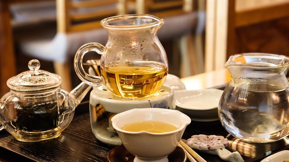Tè, Corea, Tisana, Sala Da Tè, Tè Caffè, La Casa Del Tè