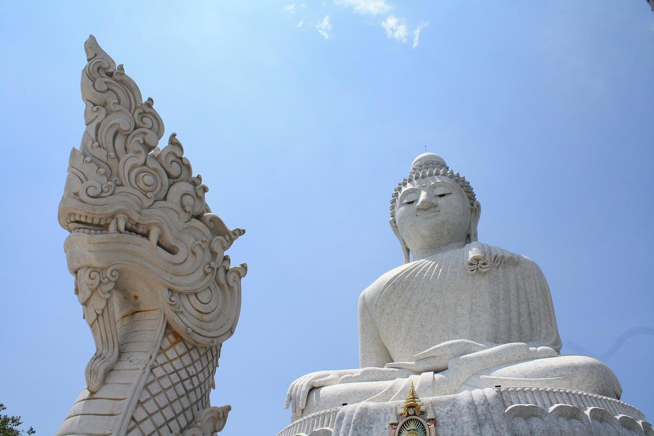 Big Buddha; Buddha statues in Thailand